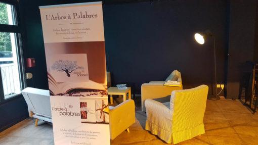Atelier d'écriture à Quartier Libre à Reims