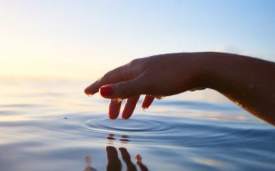 A l'eau
