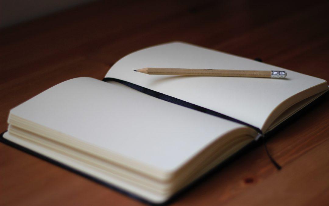 #4 – En 2020, j'écris.